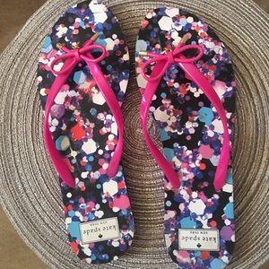 Kate Spade flip flops